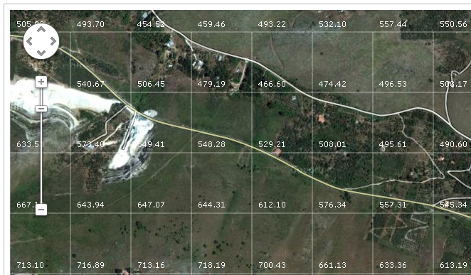 Google MapsGoogle Earth Survey Irrigation Software Irrigation - Elevation data google maps