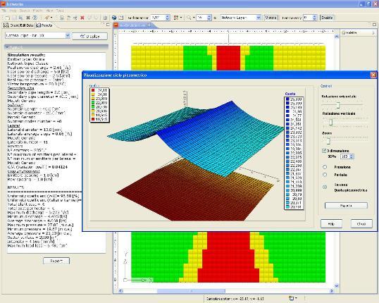 Nuova versione 1 1 di irripro progettazione impianti for Software progettazione impianti irrigazione gratis